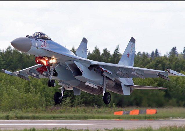 Avion Suhoj Su-35S