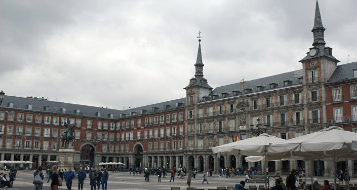 Glavni trg (Plaza Mayor) u Madridu