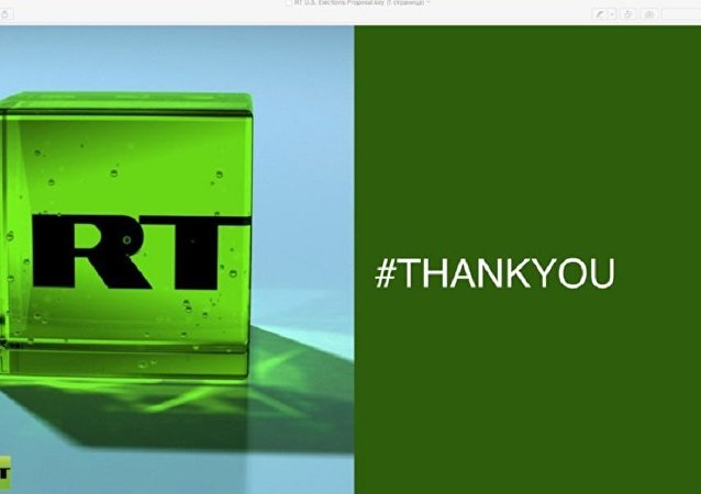 Slide 12, thanking RT for considering the proposal