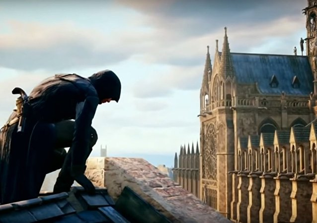 Video igra Assassin's Creed Unity