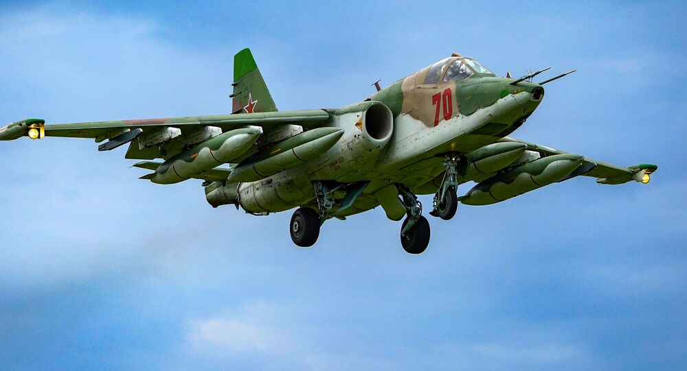 Jurišni avion Su-25