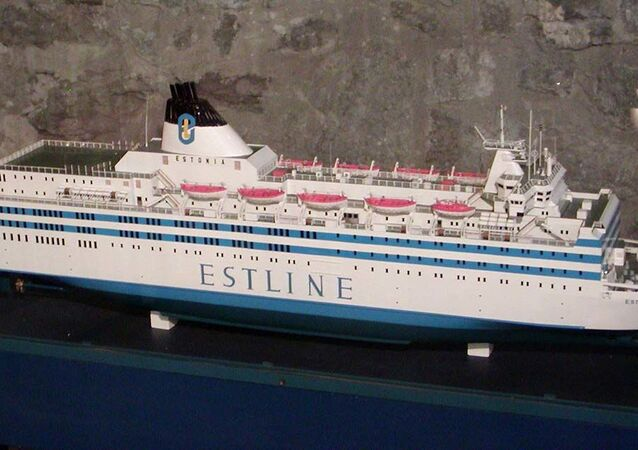 "Model trajekta ""Estonija"""