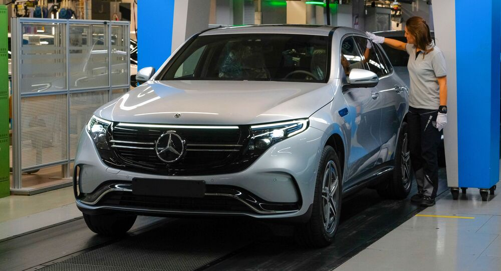 SUV mercedes-benz GLC