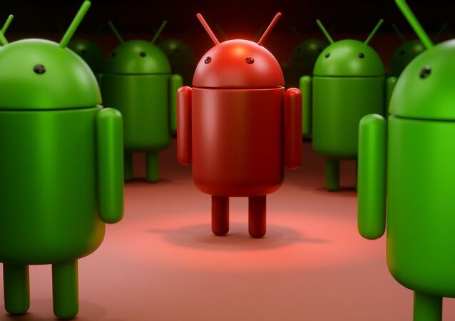 Android logotip