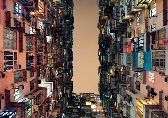Yick Cheong Building, Quarry Bay - Hong Kong