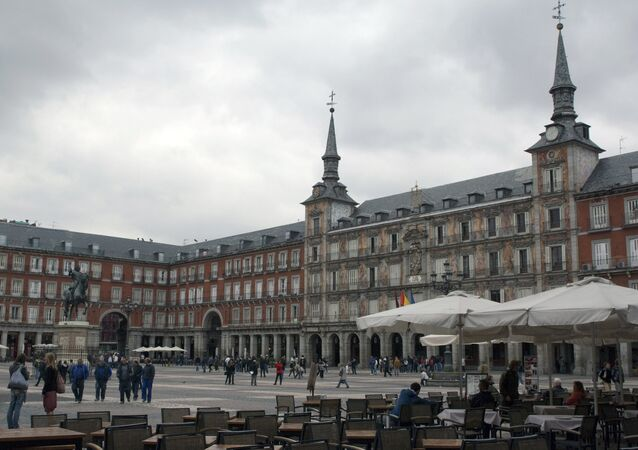 Главни трг (Plaza Mayor) у Мадриду