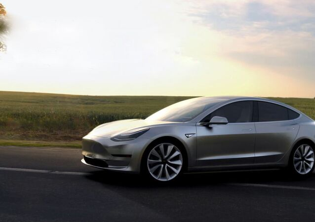 Automobil Tesla model 3