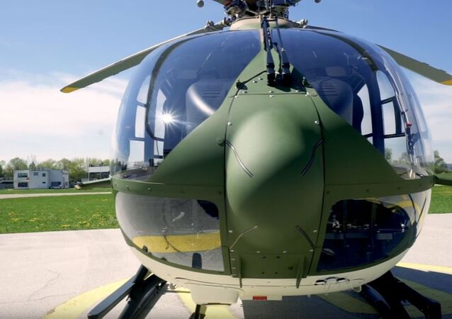 Helikopter H-145M