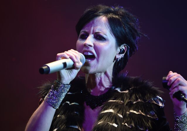 Pevačica grupe The Cranberries Dolores O'Riordan