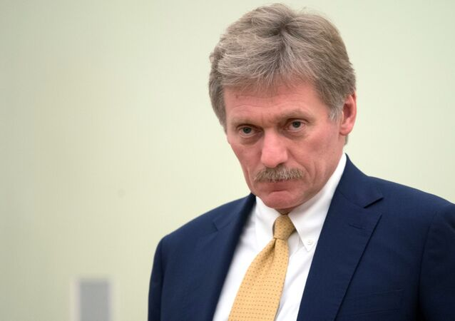 Press-sekretarь prezidenta RF Dmitriй Peskov