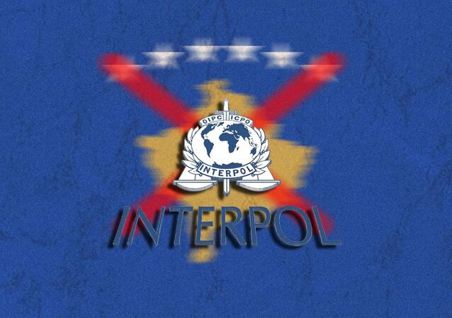 Interpol Kosovo EU