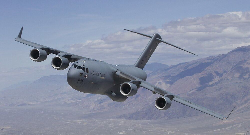 Transportni avion C-17