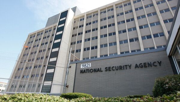 The National Security Agency building at Fort Meade, Md. The National Security Agency has been extensively involved in the U.S. government's targeted killing program, collaborating closely with the CIA in the use of drone strikes against terrorists abroad, The Washington Post reported Wednesday Oct. 16, 2013 after a review of documents provided by former NSA systems analyst Edward Snowden. - Sputnik Srbija